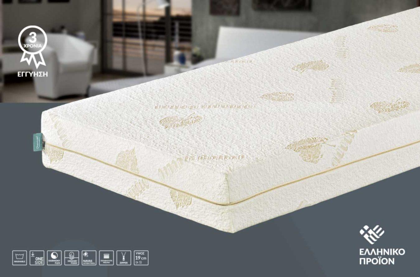 Στρώμα Dreamwell - iFoam CLOUD.