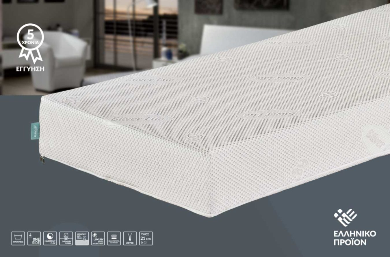 Στρώμα Dreamwell - iFoam COOL.